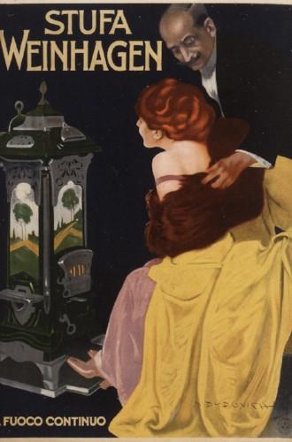 Фото №11 - Плакаты как искусство: как выглядела реклама в конце XIX века