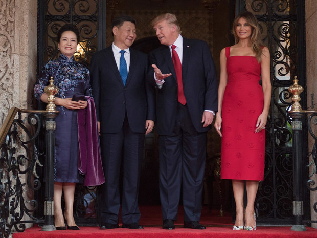 Фото №2 - 5 самых необычных и дорогих подарков, которые получала Мелания Трамп в статусе Первой леди