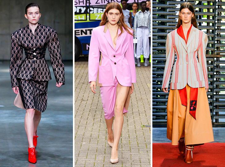 Фото №7 - 10 трендов весны и лета 2019 с Недели моды в Лондоне