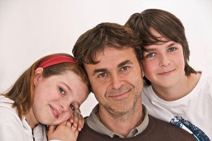 Фото №1 - Подростковая депрессия связана с депрессией отца