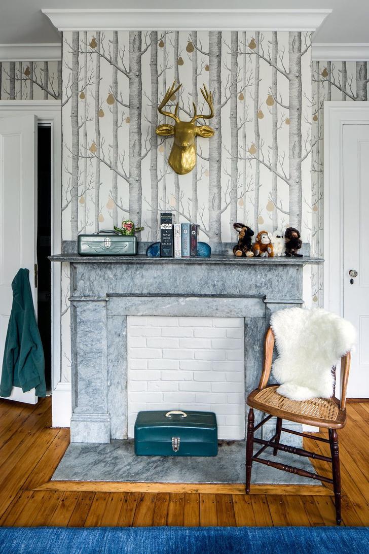 Фото №2 - Осеннее настроение в доме: примеры из реальных интерьеров