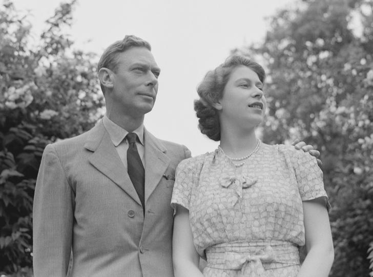 Фото №1 - Король поневоле: Георг VI и его особые отношения с принцессой Елизаветой