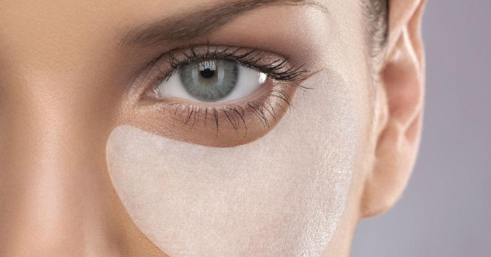 Как называется маска под глаза