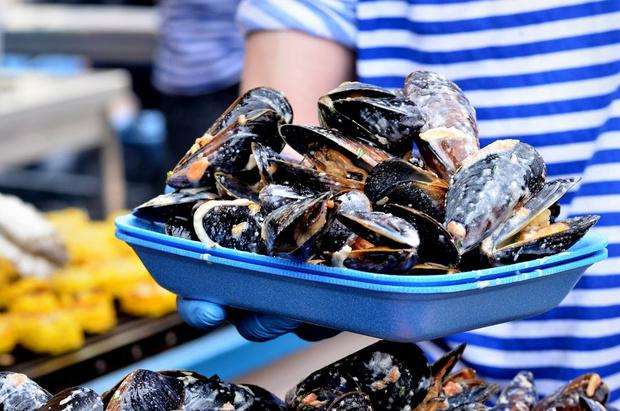 морепродукты в рационе ребенка