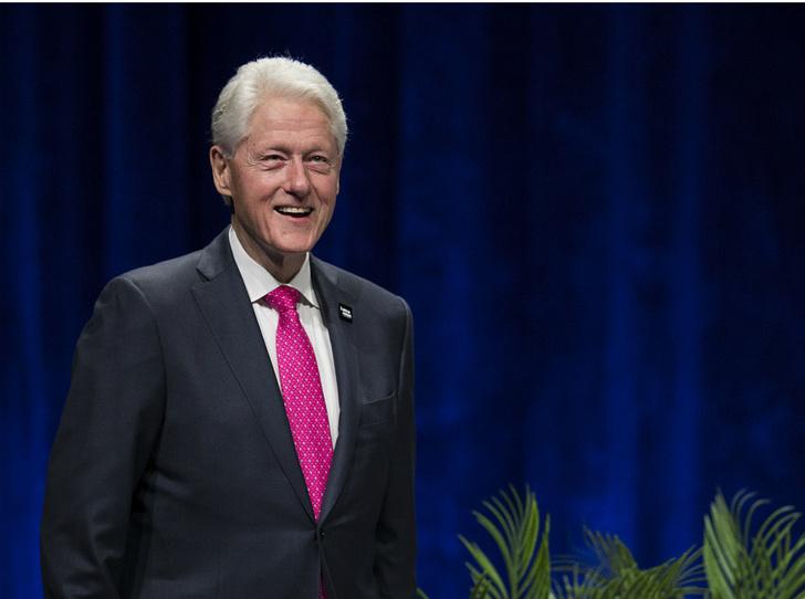 Фото №1 - «Это было ужасно»: Билл Клинтон впервые высказался о секс-скандале с Моникой Левински