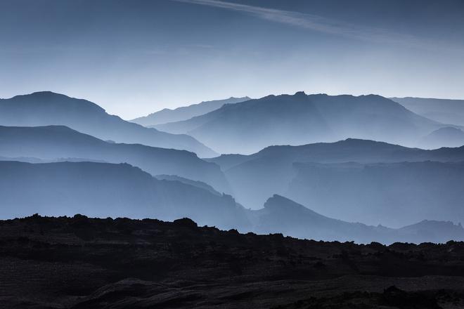 Сон горы