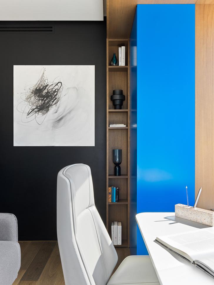 Фото №12 - Яркий минимализм: квартира 60 м² в Москве