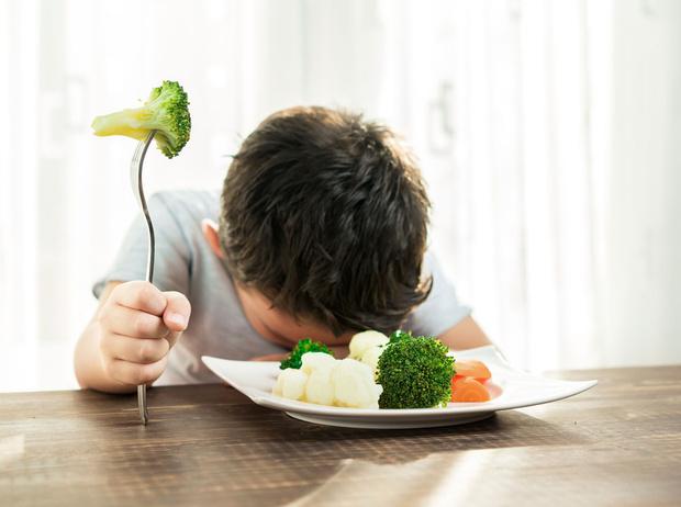 Фото №5 - Как приучить ребенка к здоровой еде