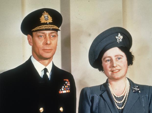 Фото №1 - Серый кардинал: как королева-мать руководила страной и своим мужем Георгом VI
