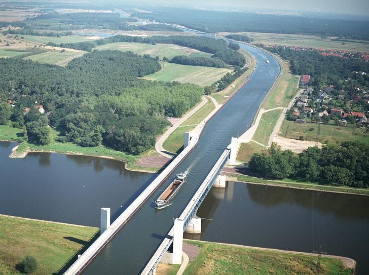 Фото №9 - Через время, через расстояния: 11 мостов-рекордсменов со всего света