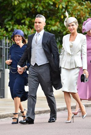 Фото №12 - Самые стильные гости на свадьбе принцессы Евгении и Джека Бруксбэнка