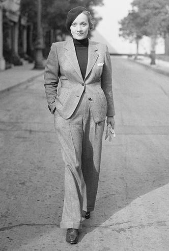 Фото №6 - История тренда: почему костюм — идеальная униформа на все времена