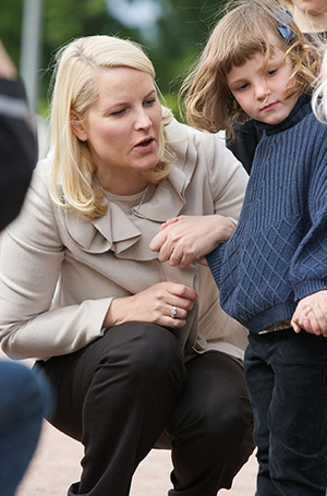 Фото №35 - Принцесса Ингрид Александра, наследница трона Норвегии: история в фотографиях