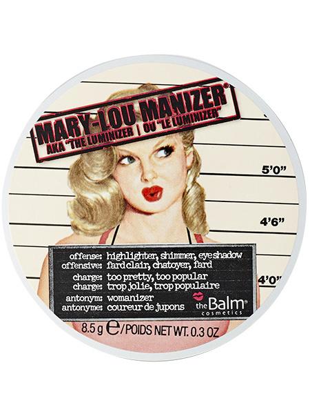 Хайлайтер Mary-Lou Manizer, The Balm