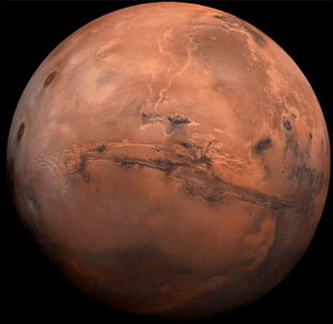 Фото №1 - За 520 дней на Марс и обратно