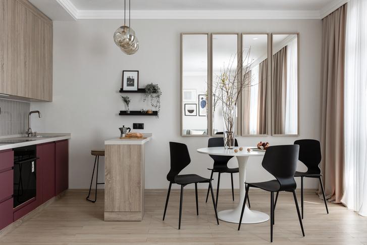 Фото №1 - Светлая квартира для бизнесвумен в Нур-Султане
