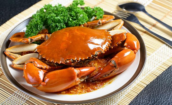 Фото №1 - Три блюда сингапурской кухни от шеф-повара