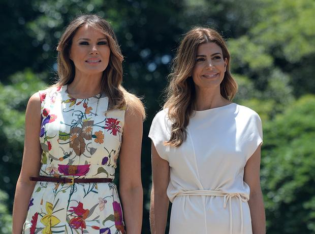 Фото №2 - G20 в Аргентине: самые яркие модные выходы Первых леди