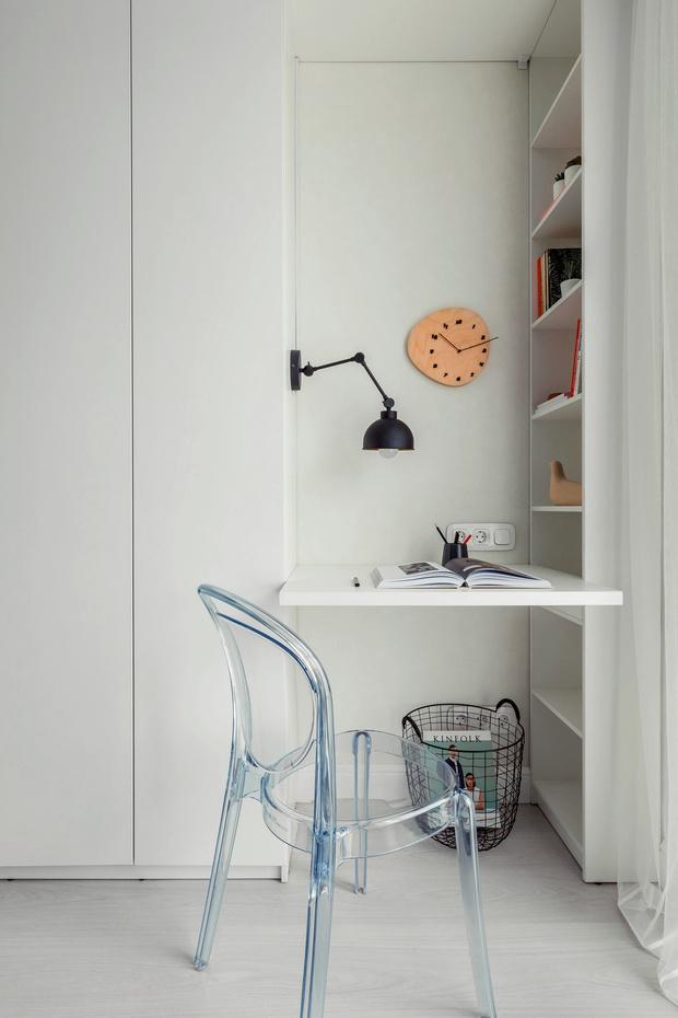 Фото №9 - Работаем дома: 10 полезных идей для домашнего офиса