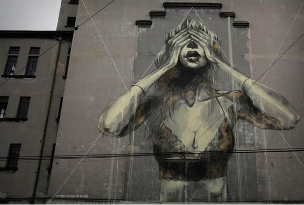 Фото №3 - You go, girl: 7 граффити, созданных женщинами о женщинах
