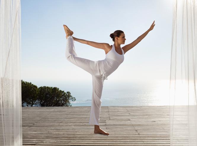 Фото №2 - Необычные способы похудения, которыми пользуются йоги
