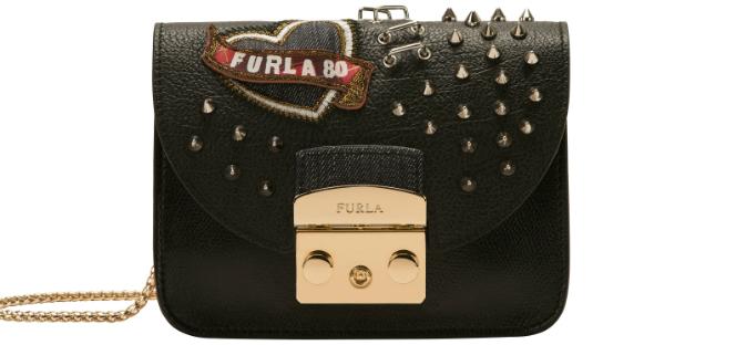 Фото №8 - Девять декад в новой капсульной колекции сумочек Metropolis от Furla