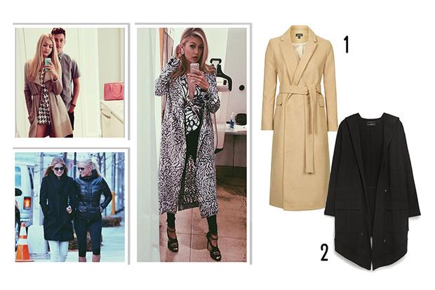 Фото №7 - Разбираем гардероб Джиджи Хадид