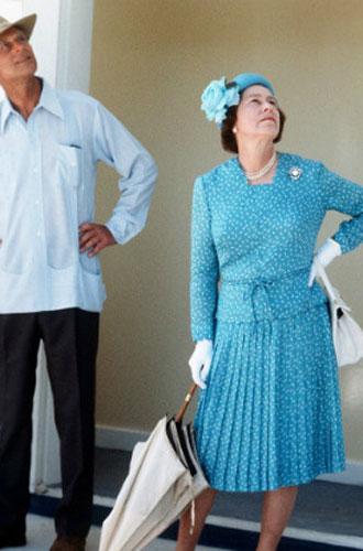Фото №24 - Королева Елизавета II: история в фотографиях