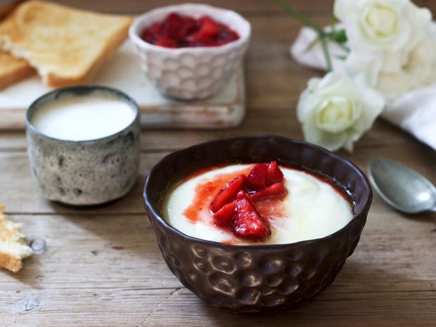 Фото №2 - Гурьевская каша: история блюда и традиционный рецепт