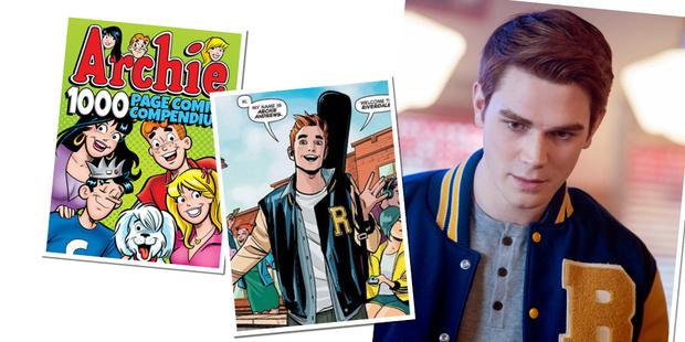 Фото №2 - «Ривердэйл» VS комиксы «Арчи»: must read для всех фанатов сериала!