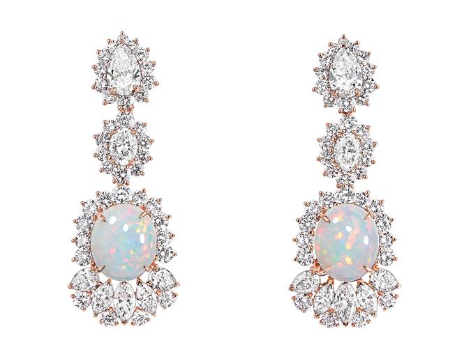Фото №5 - Философский камень: опал в новой коллекции Dior et d'Opales
