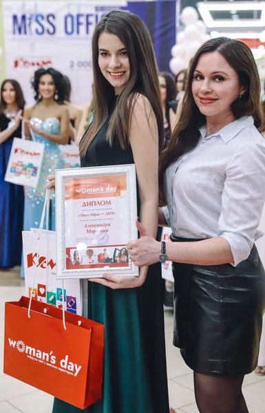 Фото №2 - Три красавицы представят Казань на полуфинале конкурса красоты «Мисс Офис»