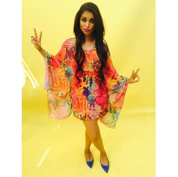 Фото №17 - Звездный Instagram: Teen Choice Awards 2015