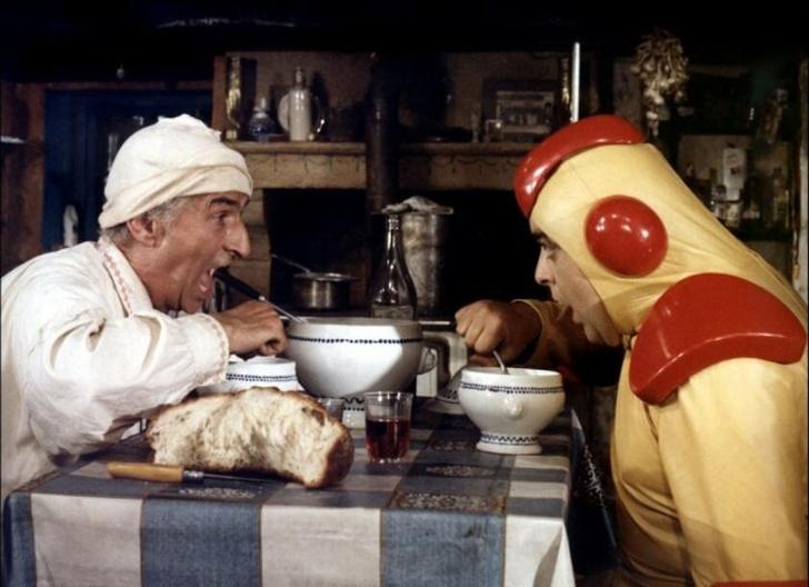 Фото №1 - Надо ли есть суп?