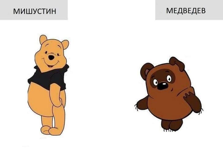 Фото №1 - Лучшие шутки про нового премьер-министра России Михаила Мишустина