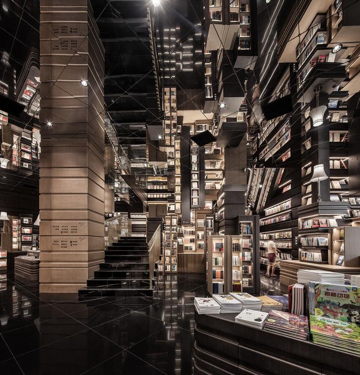Фото №5 - Книжный магазин по проекту X+living в Нинбо