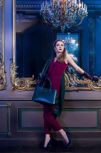 Фото №7 - Истина в зиме: осенне-зимняя коллекция аксессуаров Eleganzza