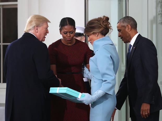 Фото №1 - Этот неловкий момент: конфузы на высшем уровне (в ролях – президенты, премьеры и первые леди)