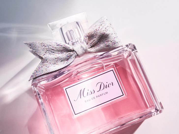Фото №1 - Аромат дня: Miss Dior EDP от Dior