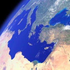 Фото №1 - Средиземное море покрылось грязью