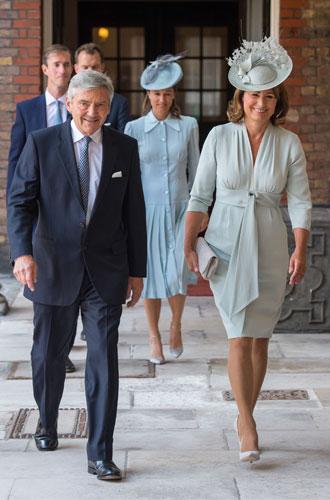 Фото №10 - Гардероб Кэрол Миддлтон: как одевается мама герцогини Кембриджской