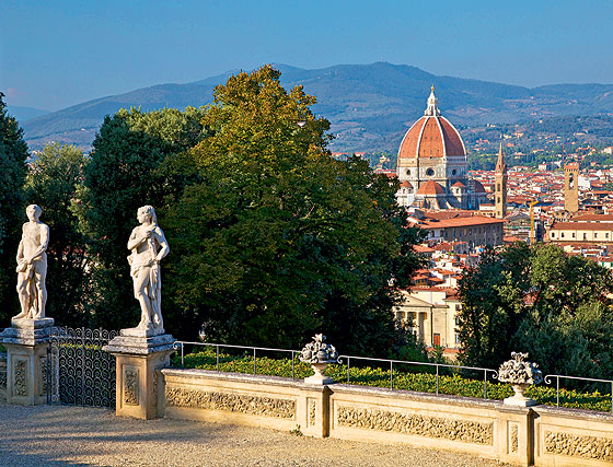 Фото №1 - У райских врат: Достоевские во Флоренции