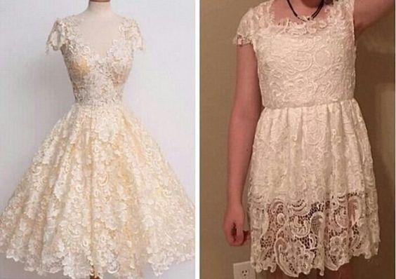 Фото №7 - Ожидание VS реальность: 20 самых нелепых платьев на выпускной, которые заказали в интернете
