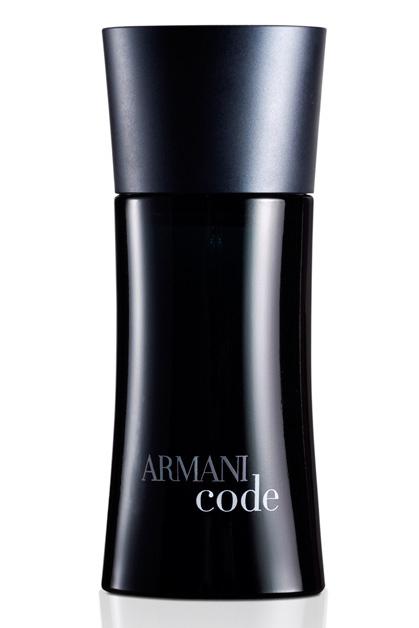 Armani Code,  Giorgio Armani