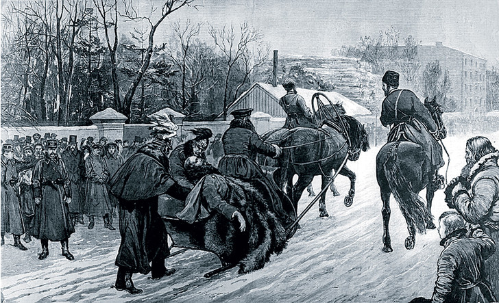 Фото №1 - Судьба «коня-террориста»