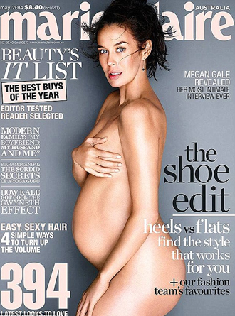 Фото №3 - Обнаженная беременность: теперь нормально