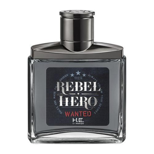 Аромат Rebel Hero Wanted H. E. by Mango