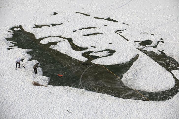 Фото №1 - Первый снег