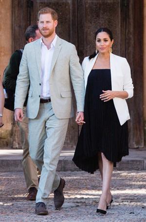 Фото №37 - Стильная беременность Меган Маркл: главные модные предпочтения герцогини