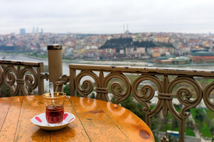 Фото №3 - Определены самые «чайные» и «кофейные» страны